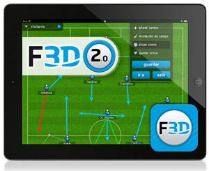 Nueva versión del fútbol3d